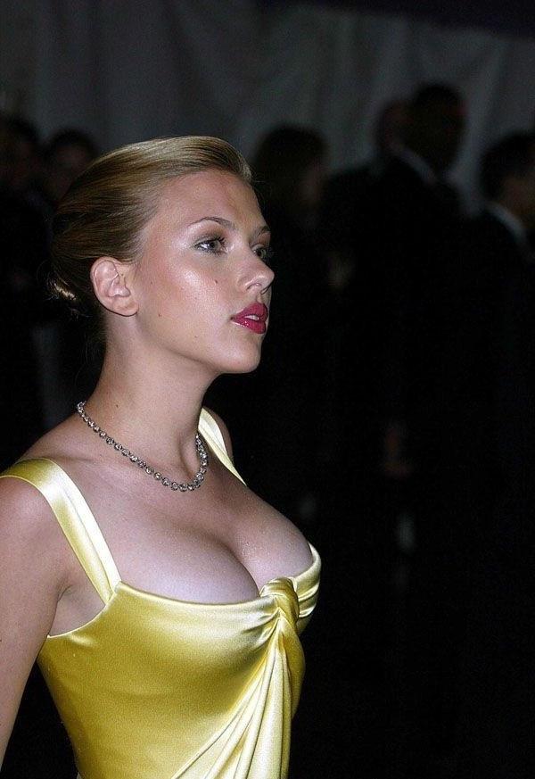 Scarlett Johansson Nackt. Fotografie - 6