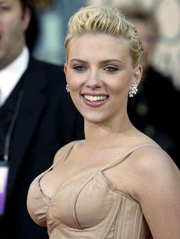 Scarlett Johansson Nackt. Fotografie - 7