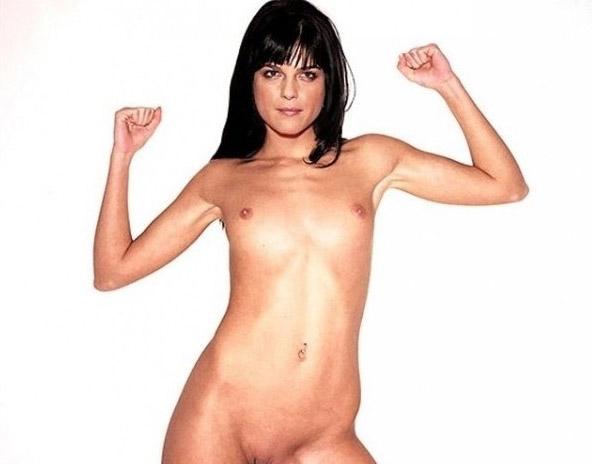 Selma Bjornsdottir Nude