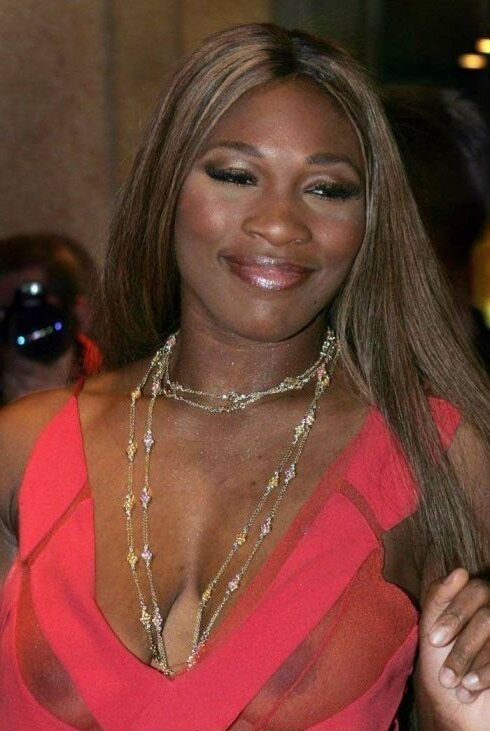Serena Williams nahá. Fotka - 1