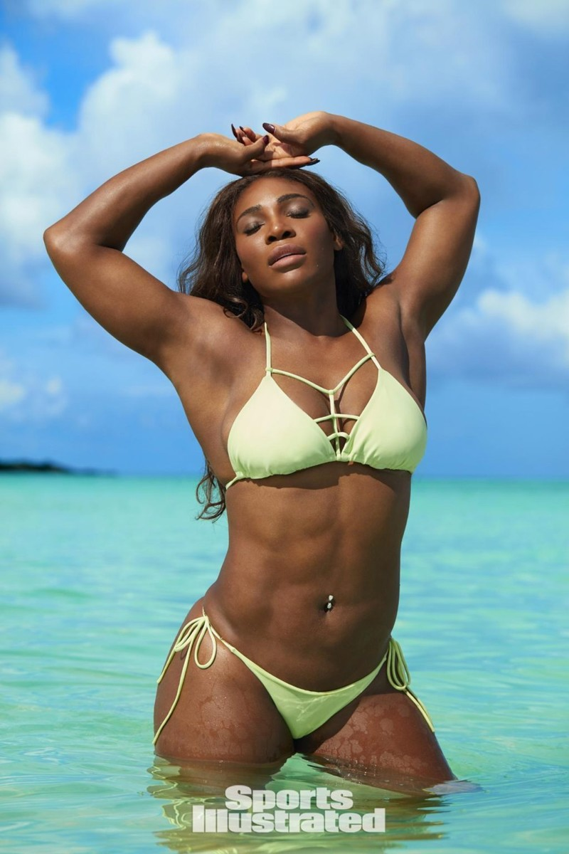 Serena Williams nahá. Fotka - 14