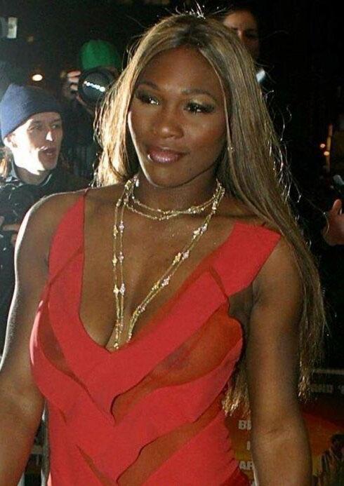 Serena Williams nahá. Fotka - 2