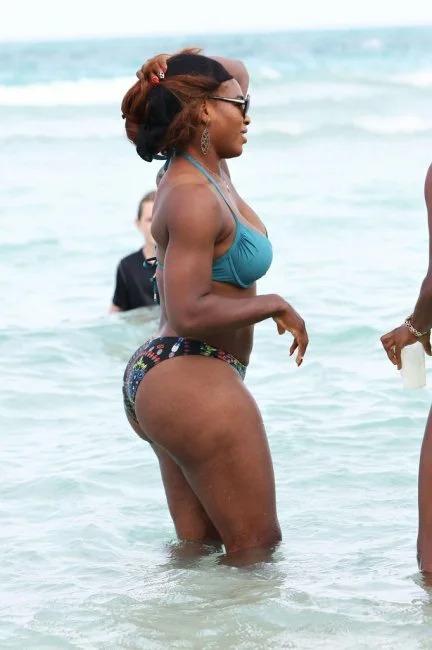 Serena Williams nahá. Fotka - 23