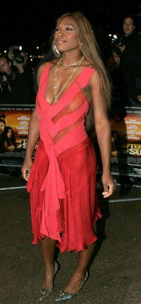 Serena Williams nahá. Fotka - 3