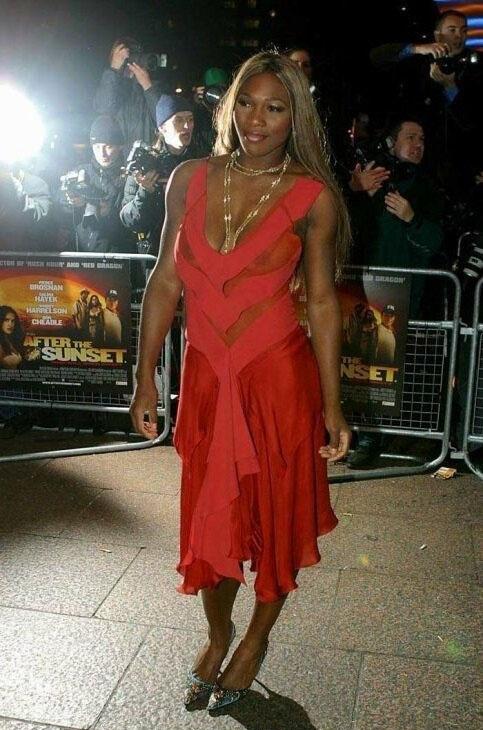 Serena Williams nahá. Fotka - 4