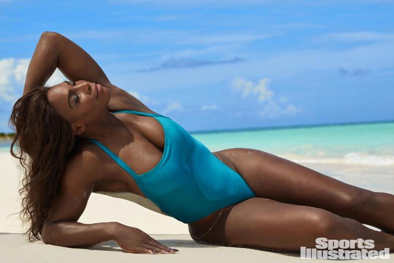 Serena Williams nahá. Fotka - 6
