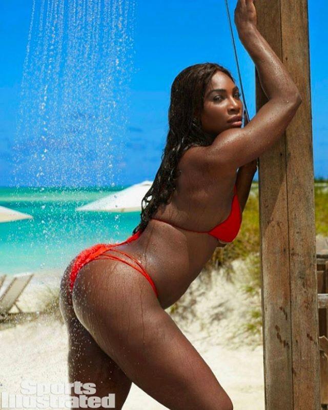 Serena Williams nahá. Fotka - 8