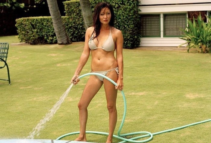 Shannen Doherty nude. Photo - 13
