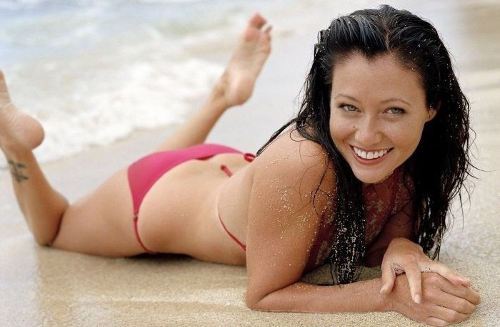 Shannen Doherty nude. Photo - 16