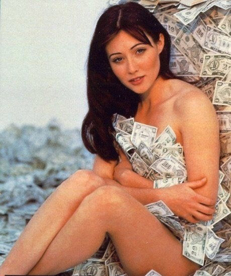 Shannen Doherty nude. Photo - 27