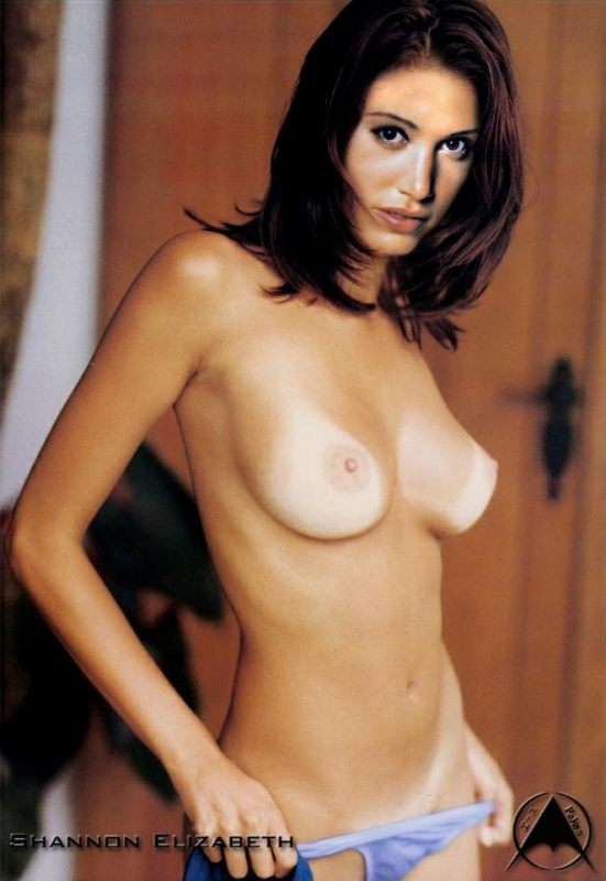 Elizabeth naked pic shannon
