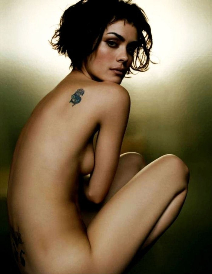 Шаннин Соссамон голая. Фото - 1