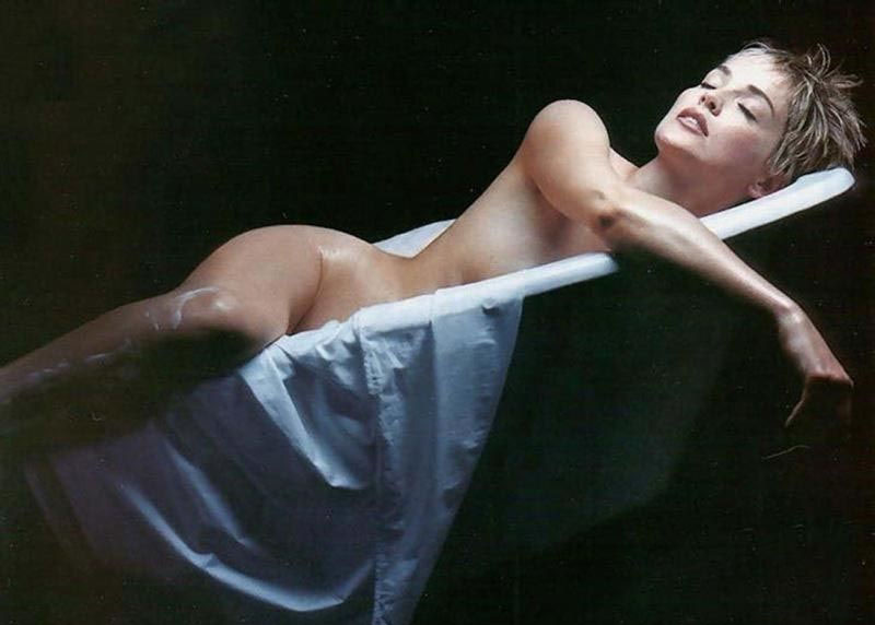 Шэрон Стоун голая. Фото - 12