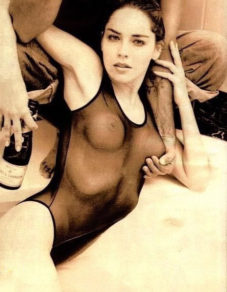 Шэрон Стоун голая. Фото - 13