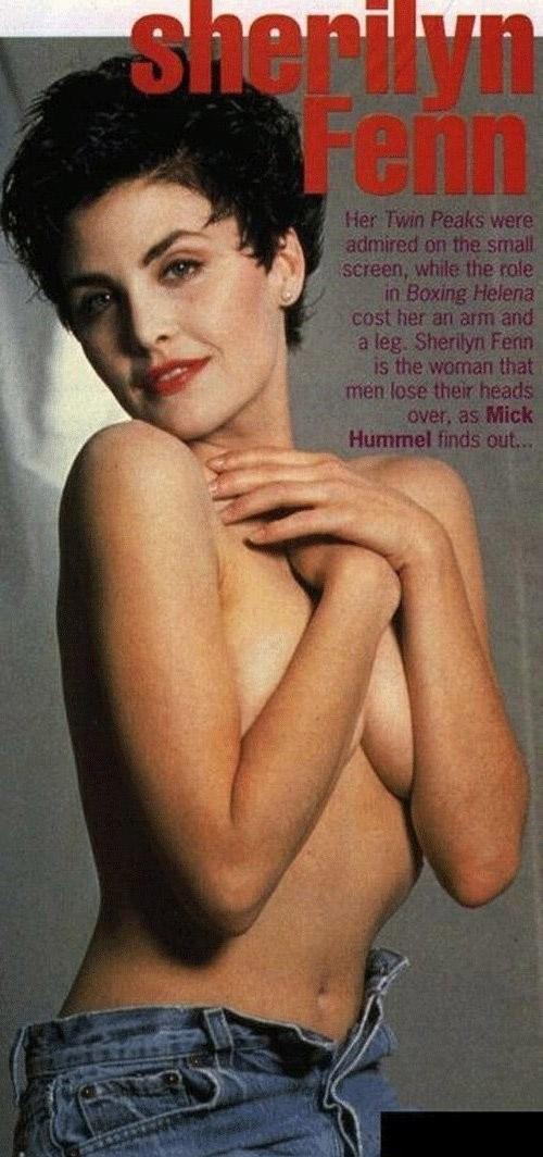 Шерилин Фенн голая. Фото - 7