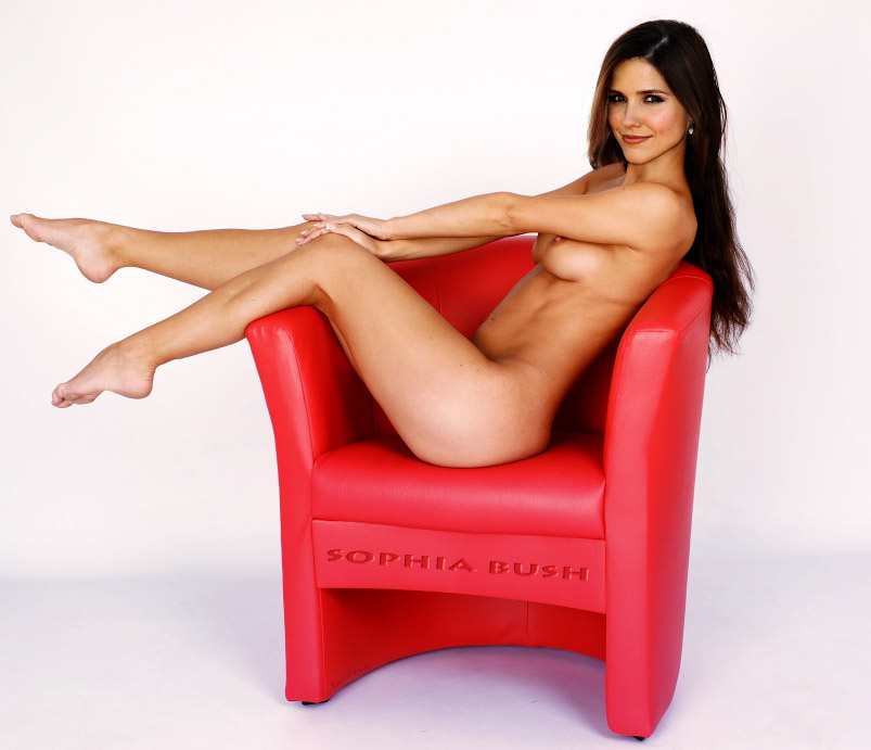 София Буш голая. Фото - 22