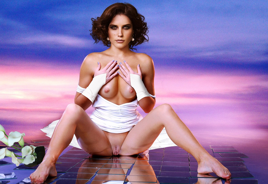 Sophia bush naked picture
