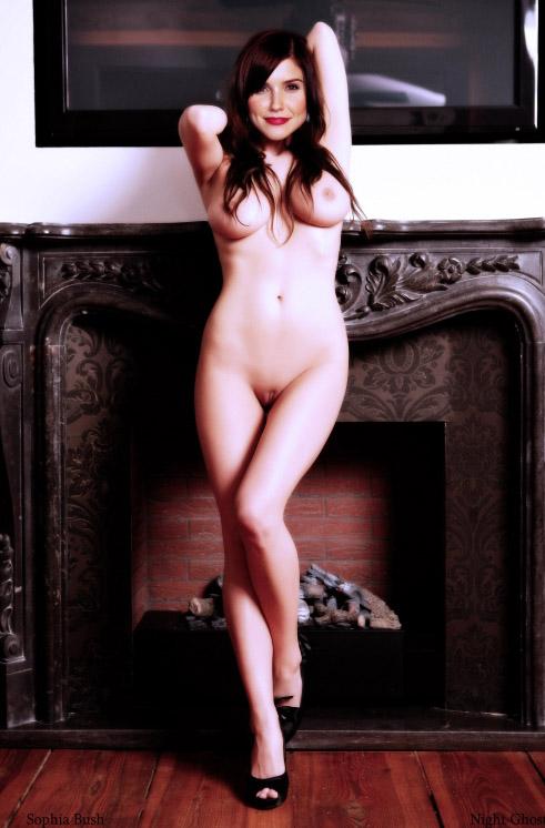 София Буш голая. Фото - 86