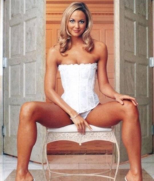 Стэйси Кейблер голая. Фото - 3