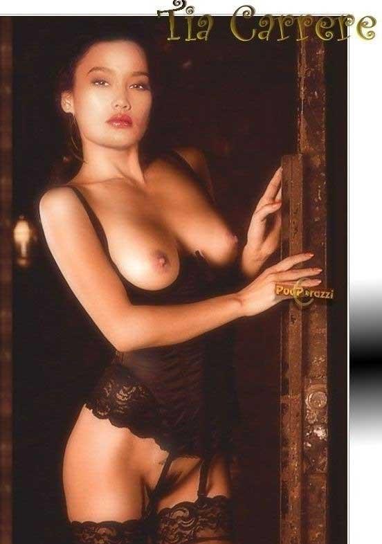 Тиа Каррере голая. Фото - 3