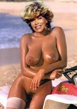 Tina Turner Nackt. Fotografie - 2