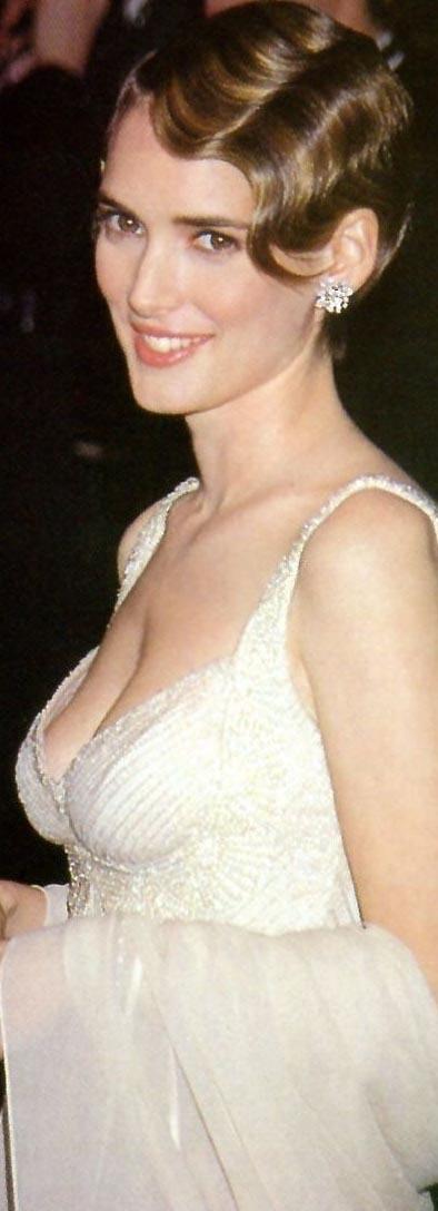 Вайнона Райдер голая. Фото - 4