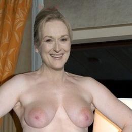 Free naked meryl streep